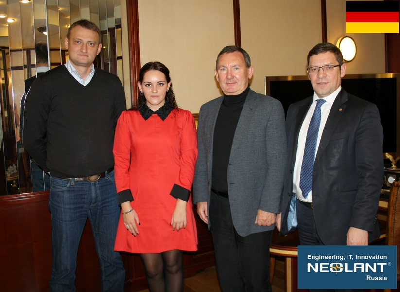 NUKEM Technologies and NEOLANT: Working Meeting
