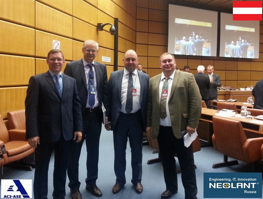 NEOLANT at IAEA General Conference, 14-16.09.2015, Vienna